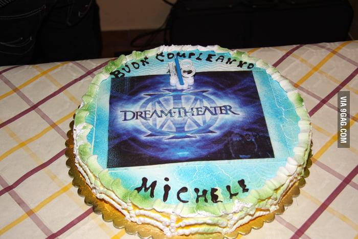 A real Dream Theater fan
