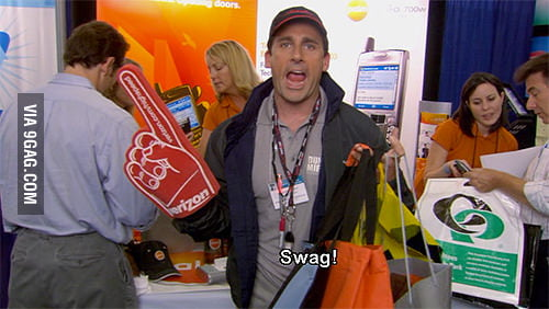 What I think of when people tell me they have swag.