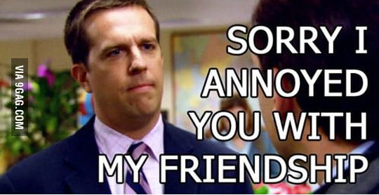 When my friend request on facebook is not confirmed