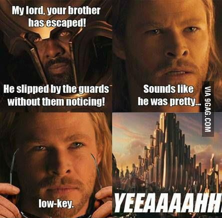 Thor is so Punny