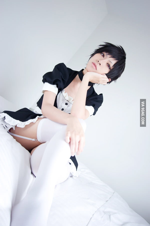 Izaya - MAID version