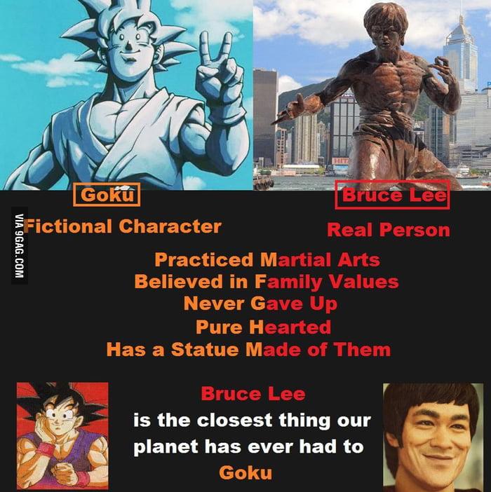 The Real Goku