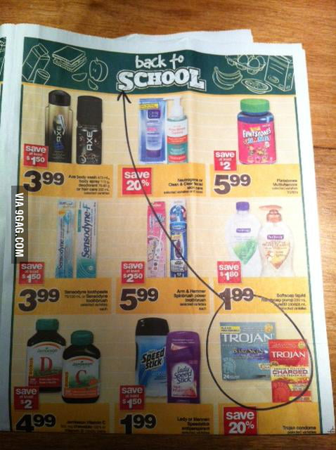 Make sure your kids have all of their back to school needs