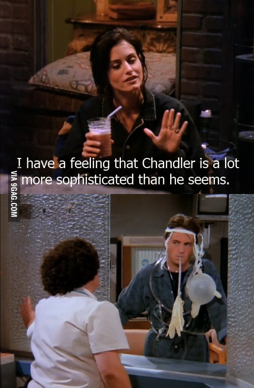 Sophisticated Chandler