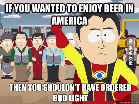 Dear Condescending Europeans...