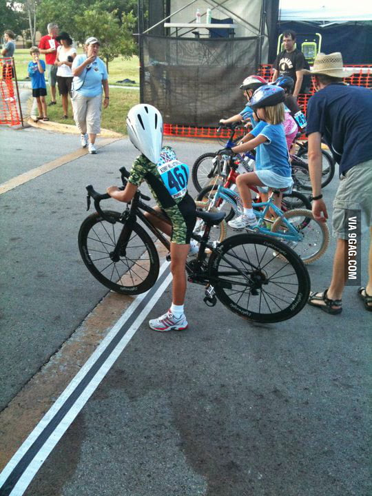 The most hated kid in all of cycling