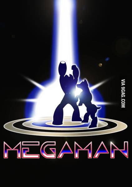 Megaman x Tron