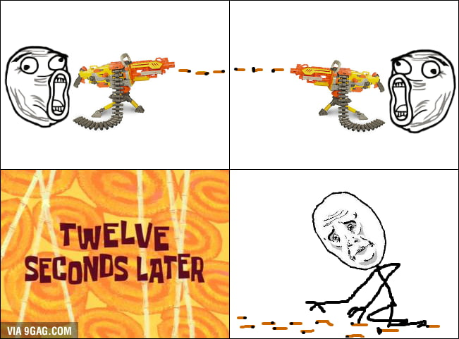 I enjoy Nerf Guns but...