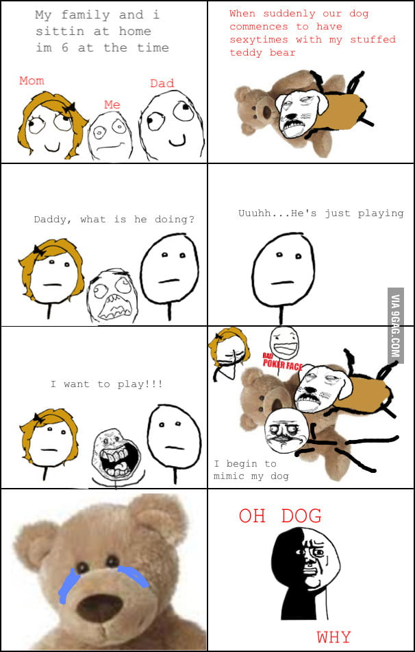 OH DOG WHY