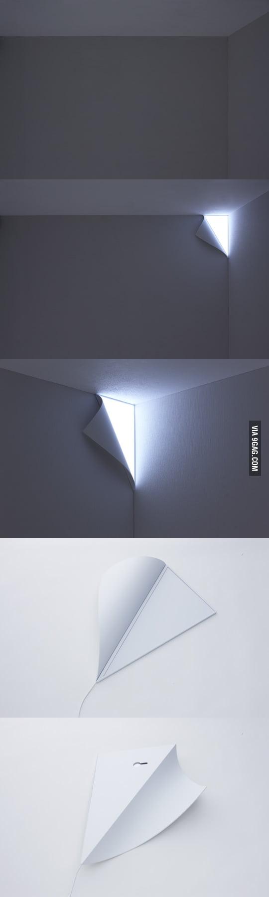 Peel Wall Lamp