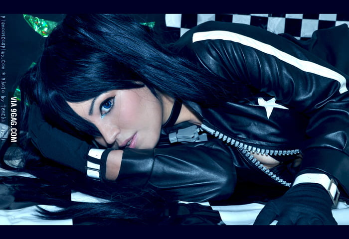 BRS cosplay