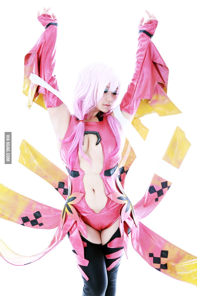 Guilty Crown Inori 01