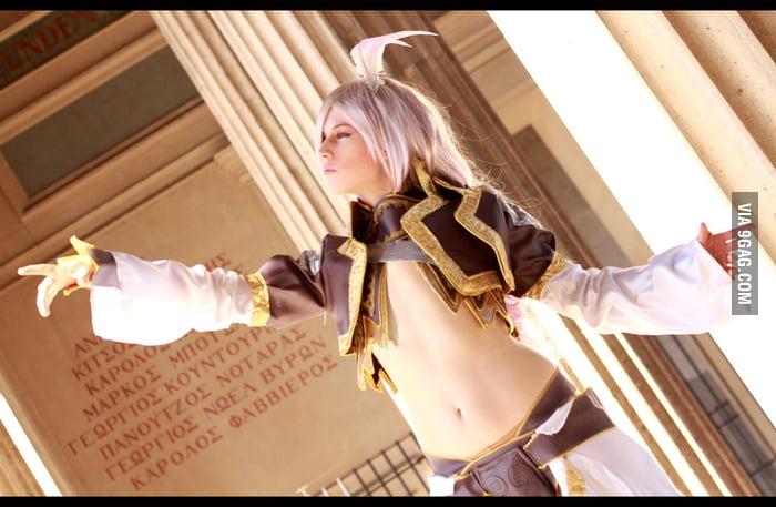 Final Fantasy - Kuja - epiphany