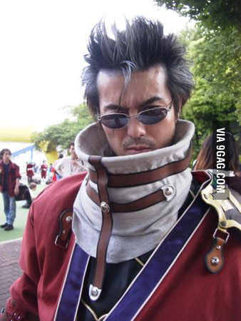Best Auron Cosplay I've ever seen..