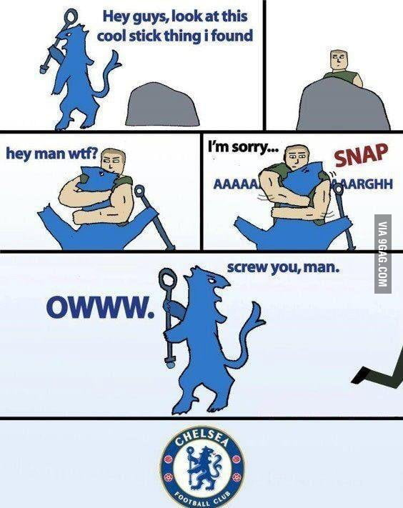 How the Chelsea Logo was made