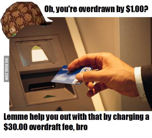 Scumbag Bank