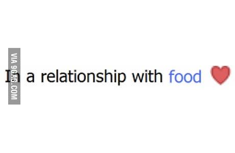 My relationship status
