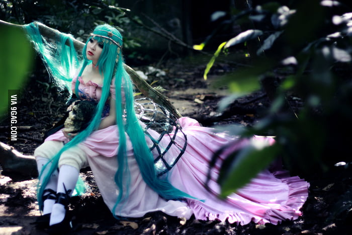 Lost princess of the dark forest