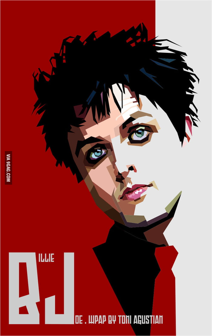 Billie Joe Armstrong (NOT related to neil armstrong)