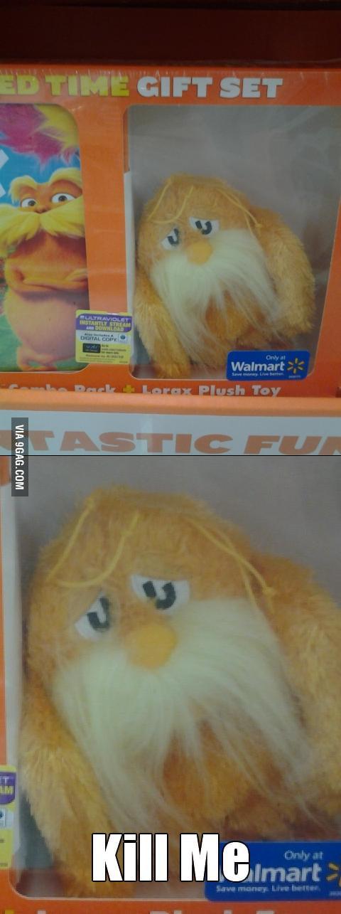 Found this little guy at Walmart