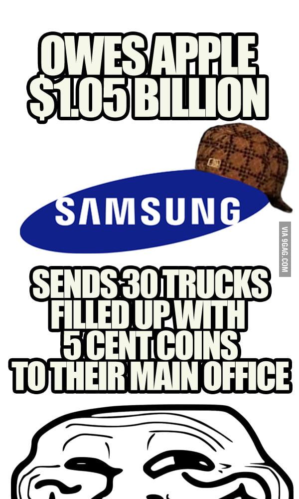 TROLLING lvl: Samsung