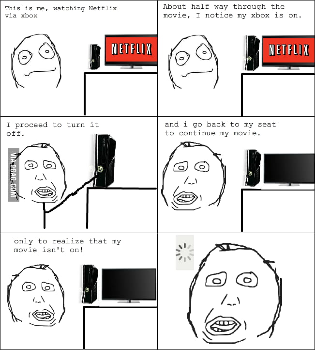 Netflix Stupidity