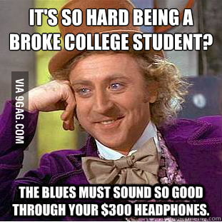 This has bothered me since classes started again