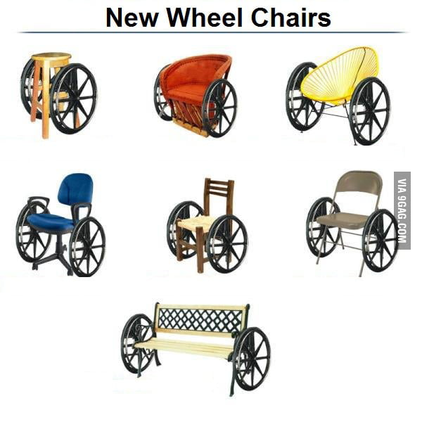 New Wheel Chairs