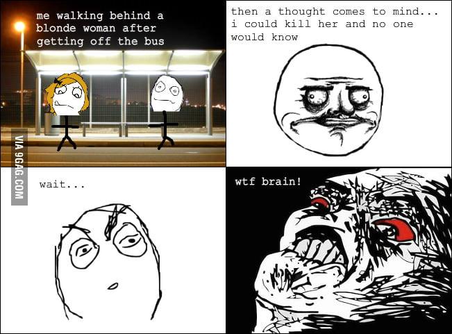 Murderous mind rage