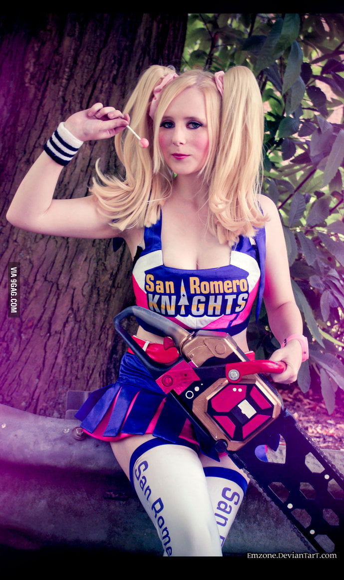 Juliet Starling - The Zombie Hunter