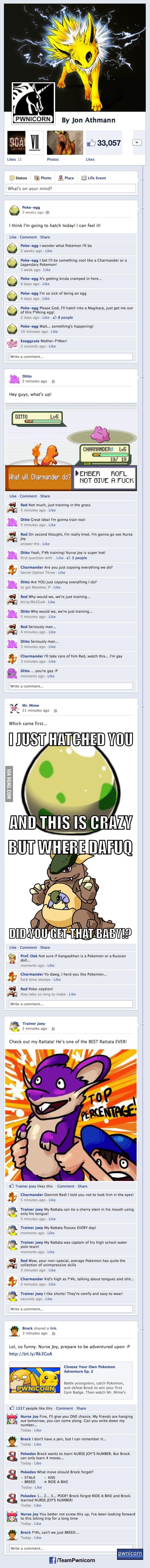 Top 5 Pokemon Posts