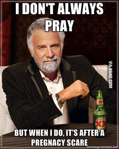 Why do I pray