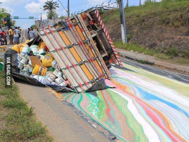 Nyan Truck