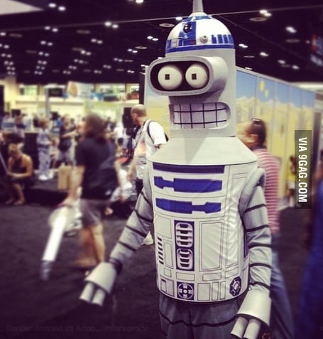 Hey! It's R2D...wait a second...