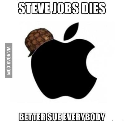 Without Steve Jobs apple now has to use their backup plan