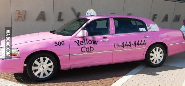 Yellow Cab..?