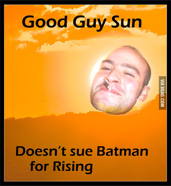Good Guy Sun