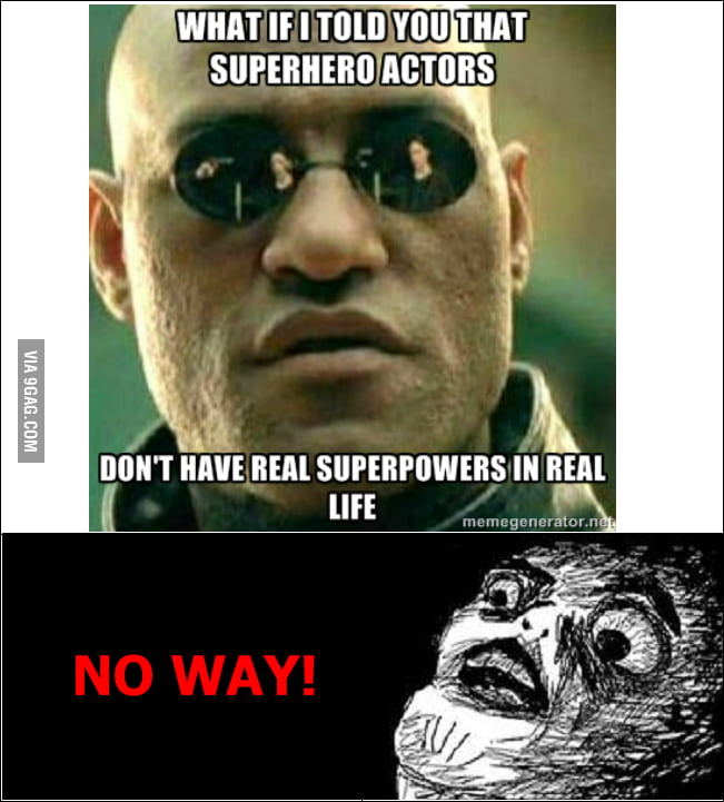 What if I told you....