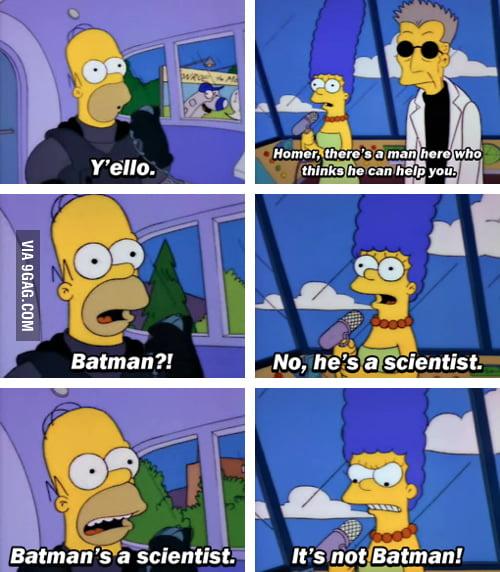 Is It Batman?