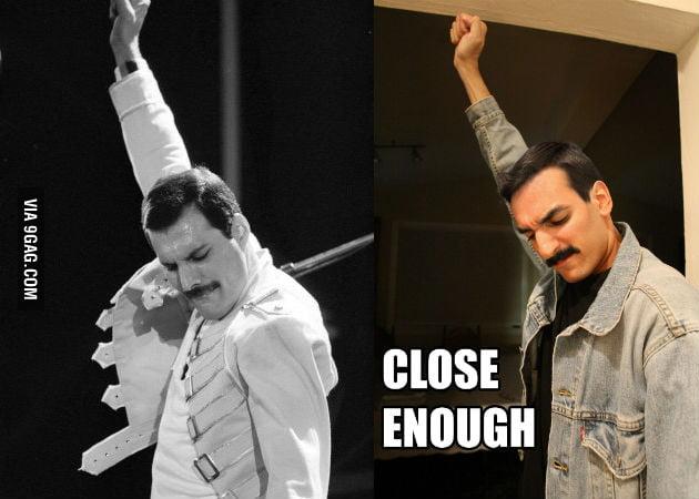Close enough?