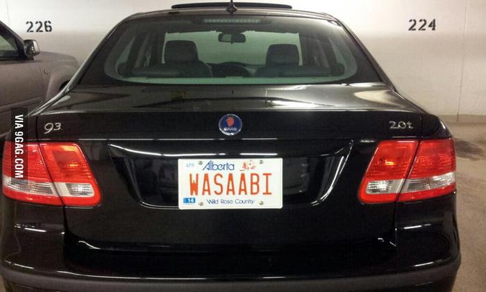 Just a Saab
