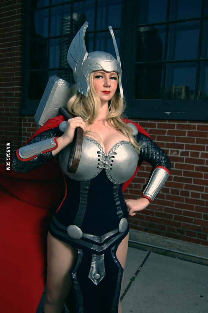 Lady Thor, Goddess of Thunder