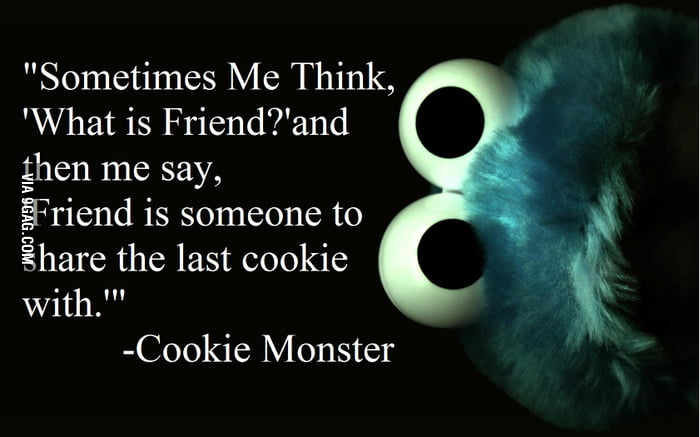 Awesome Cookie Monster is Awesome