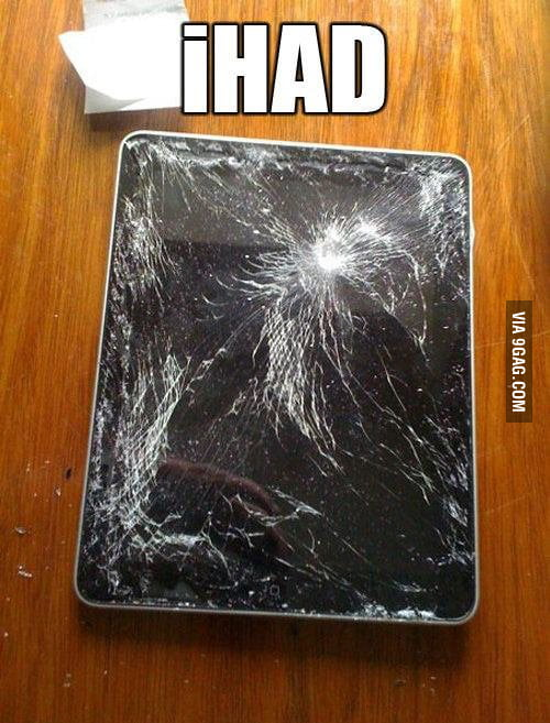 Indestructible Apple products strike again