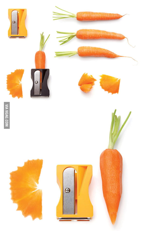 Carrot Sharpener & Peeler