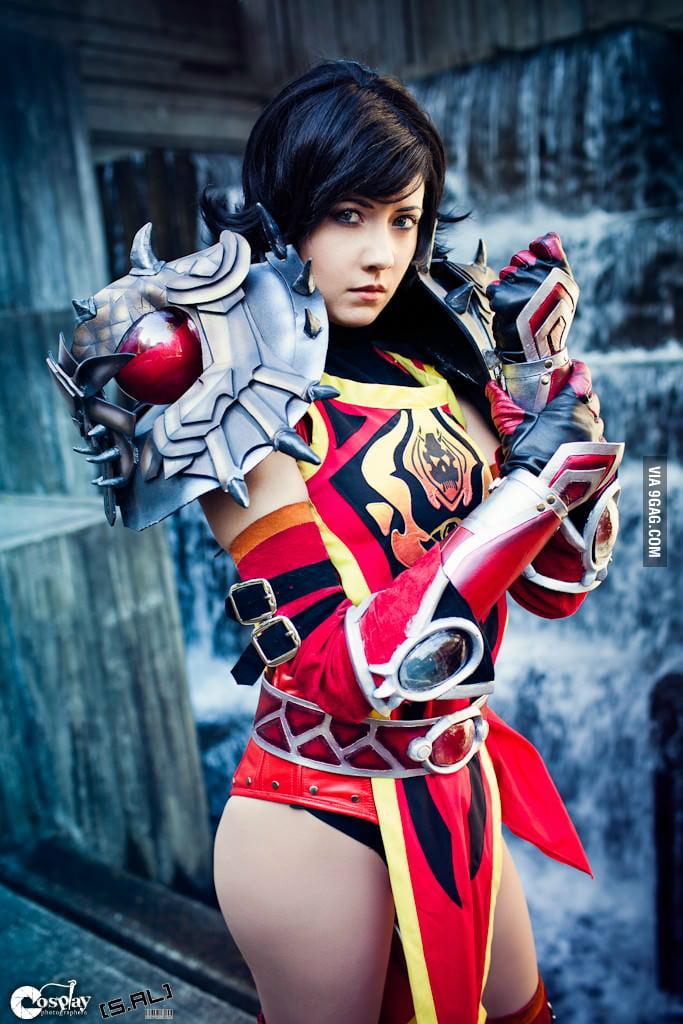 World of Warcraft - Vanessa VanCleef