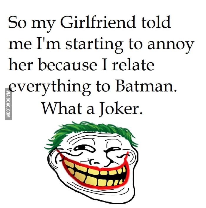 What a Joker
