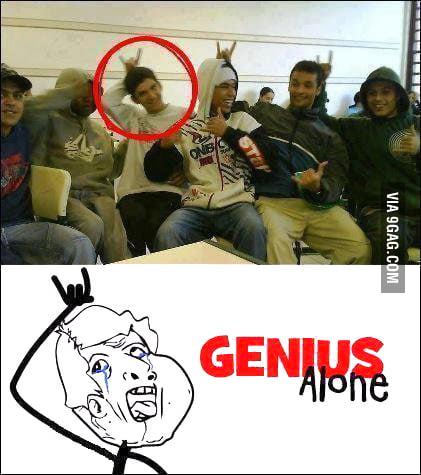Genius Alone