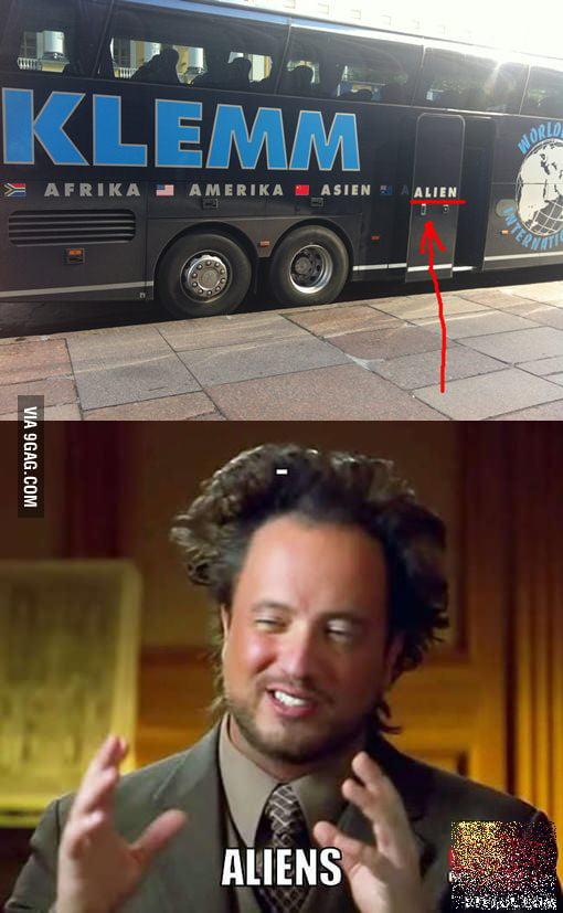 Alien bus)