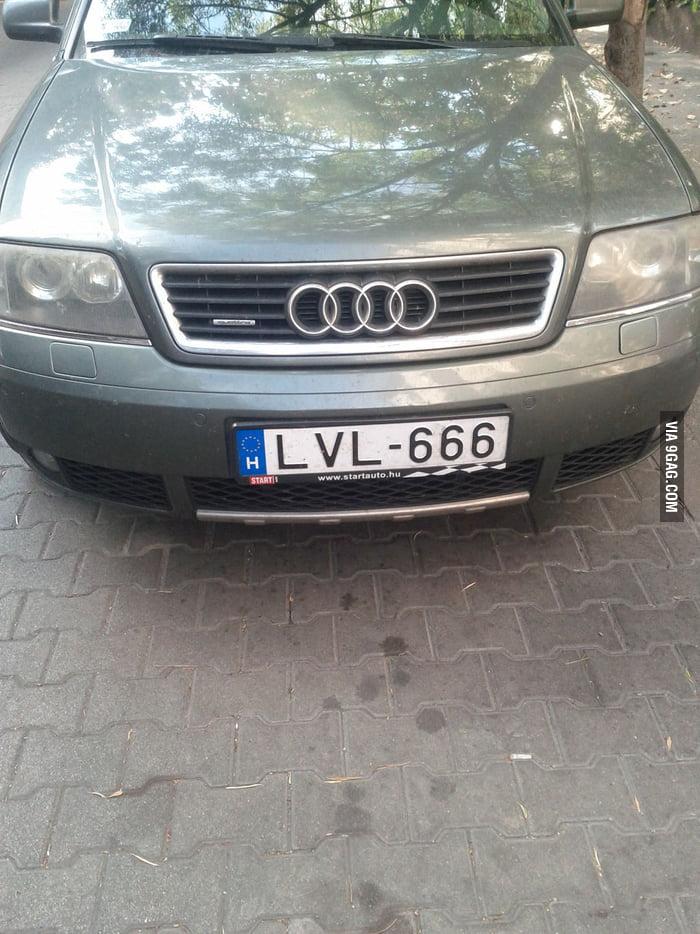 The Satan Car